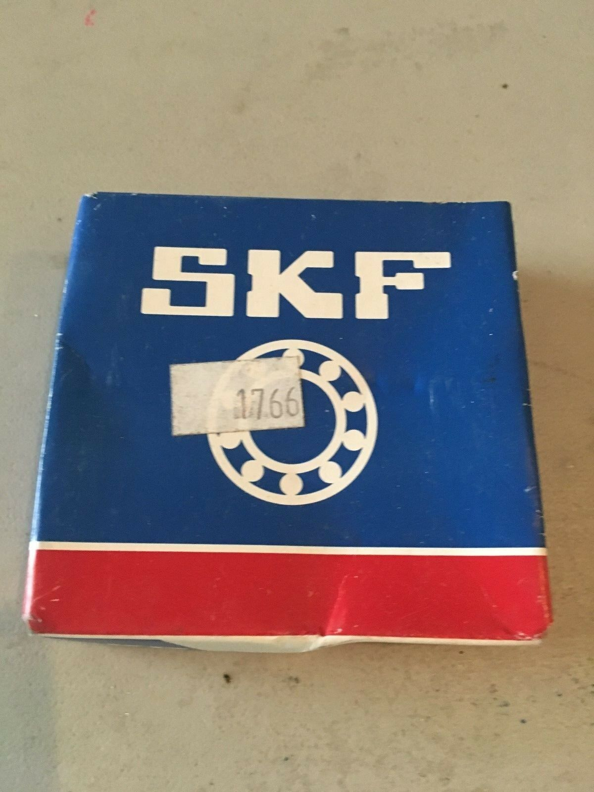 NEW IN BOX SKF BEARING 6007-2RSNRJEM