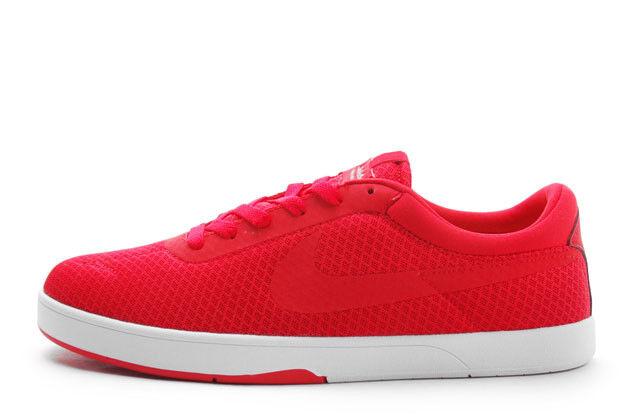 Nike eric koston fr università rosso - bianco - skate attualizzato (292) scarpe da uomo