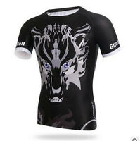 2016 Cycling Jersey Leisure Outdoor Sports Short Sleeved Sportswear