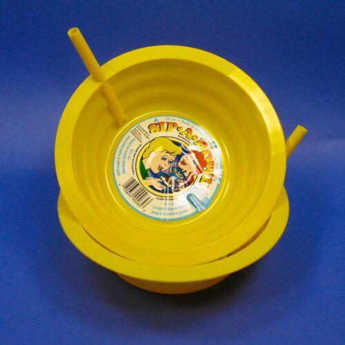 Bpa Libre siroter un bol 22 oz environ 623.68 g colorée 2-Bec Bols made in USA construit en paille