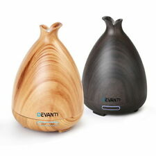Devanti Aroma Aromatherapy Diffuser Humidifier Ultrasonic Essential Oils Air LED