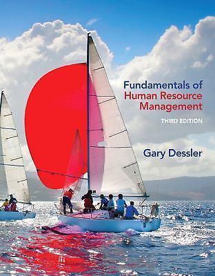 Fundamentals of Human Resource Management by Gary Dessler