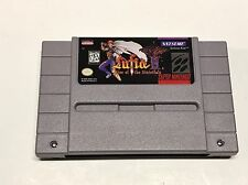 Lufia II 2: Rise of the Sinistrals (Super Nintendo, SNES) Replacement Shell