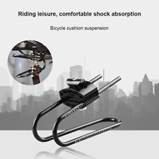 Saddle Suspension Device Shock Absorber Set Mountain Bike Alloy Spring Steel