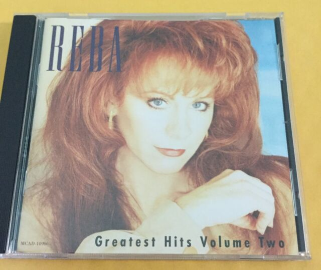Greatest Hits, Vol. 2 by Reba McEntire (CD, Sep-1993, MCA)
