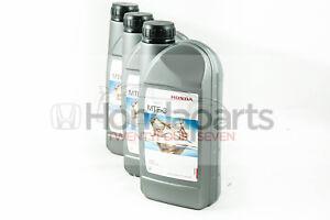 Original-Honda-mtf-3-Caja-De-Cambios-De-Aceite-3-Litros-Civic-Integra-S2000-Crv-Accord-Jazz