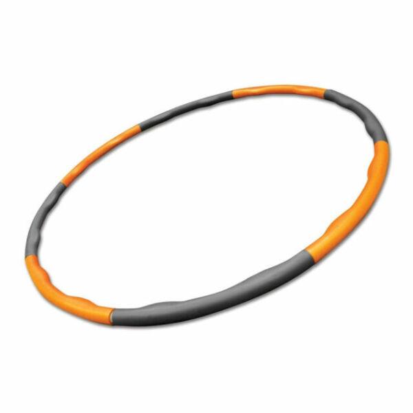 1.1 KG Schaum Ring 96cm Wave Rillen Gewichtet Hula Hoop Von Phoenix Fitness