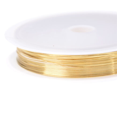 0.3 0.4 0.8 Made of Plated copper wire bead jewelry DIY craft honey M/& 0.6