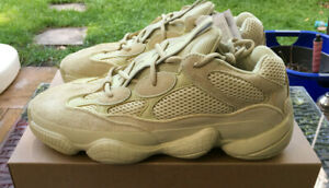 Details about Adidas PTV 500 Super Moon Yellow | US 11.5 EUR 46 DS NEW Kanye show original title
