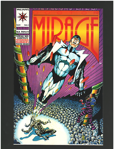 The-Second-Life-of-Doctor-Mirage-1-Nov-1993-Acclaim-Valiant-LOT-A