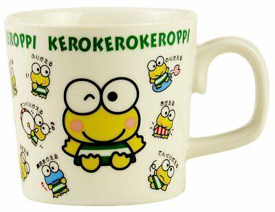Kawai Gift Japan Free Shipping Ceramic KEROKEROKEROPPI Sanrio New Mug Cup