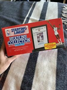1992 KENNER NBA STARTING LINEUP HEADLINE COLLECTION DAVID ROBINSON *UNOPENED*