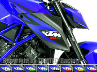 2x Beast Aufkleber Sticker Motorrad Yamaha Yzf R1 R3 R6 R1m R125 Mt 07 09 10