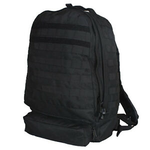 Fox 3 56 Pack Schwarz Militär Outdoor 441 Rucksack Stil Assault Day Modulare wvqCYg