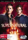 Supernatural : Season 5 (DVD, 2010, 6-Disc Set)