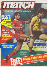 LIVERPOOL / WOLVES / IPSWICH / TREVOR SENIOR READING	Match	Dec	17	1983