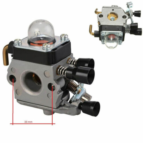 Vergaser Set für STIHL FS38 FS45 FS46 FS55 FS74 FS75 FS80 FS85 HL45 HL75 HS70