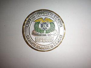 Eeuu-Ejercito-Comandante-Nco-Academy-Quartermaster-Corps-FT-Lee-VA-Reto-Monedas