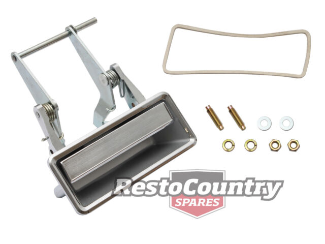 Ford Rear Door Handle + Gasket + Fitting Kit LEFT Outer XB ZF ZG