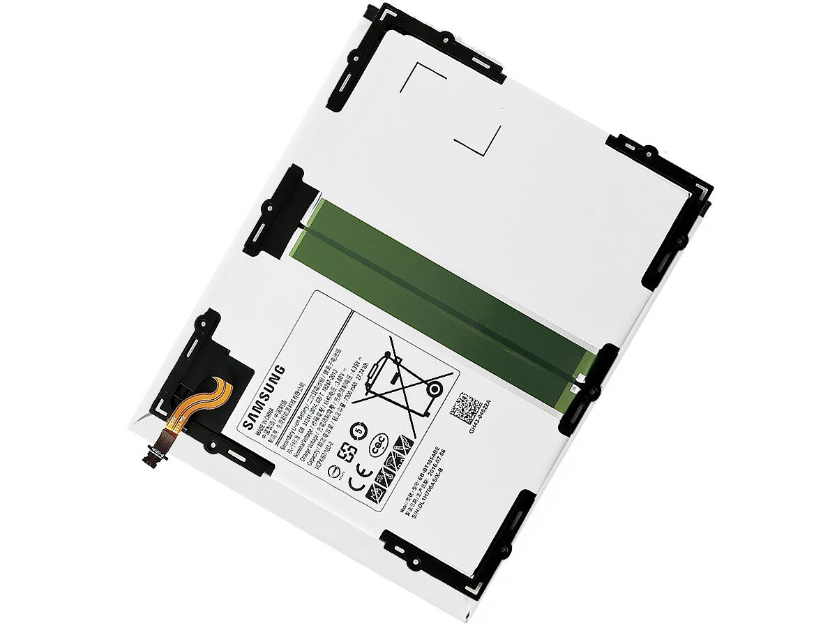 Battery Replacement for Samsung SM-T580 SM-P580 EB-BT585ABA EB-BT585ABE SM-T585 Galaxy Tab A 10.1 2016 TD-LTE Galaxy Tab A 10.1 2016 WiFi Galaxy Tab E 10.1