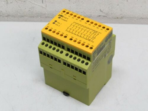 PILZ PZE 9 24VDC 8//no 1n//c ID No.:774150 PZE9 24V