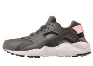d7cbbbc591746 Nike Huarache Run SE (GS) Shoes Youth 4.5 Y fits Womens 5 - 5.5 Grey ...