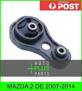 Fits-MAZDA-2-DE-2007-2014-Rear-Engine-Mount-Manual-Rubber