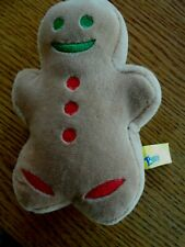 Peeps Plush Gingerbread Man 9 Limited Edition