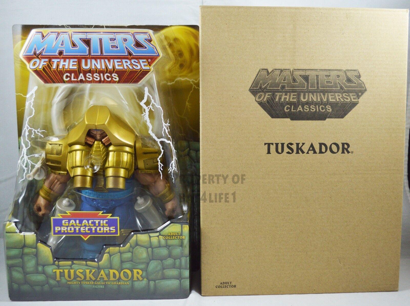 MOTUC,MOTU,Masters of the Universe classeics TUSKADOR    MOC   nuovo
