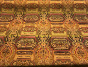 Swavelle-Mill-Creek-India-Tapestry-Upholstery-Chenille-Fabric-by-the-yard