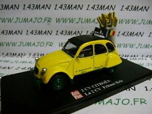 2CVAP10F-voiture-1-43-ELIGOR-Autoplus-CITROEN-2CV-n-31-Frituur-Kris