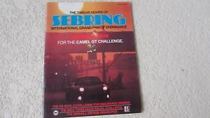 1978-Sebring-12-hour-race-program-26th-running-entry-lists-vintage-ads-62-pages