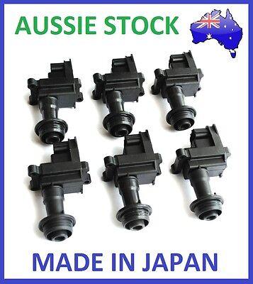 Ignition Coil Pack for Nissan Skyline R33 S2 RB25DET R34 GTR RB26DETT Series 2
