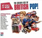 My Kind of Music: The Golden Age of British Pop! by Various Artists (CD, Jun-2012, 2 Discs, USM Media)