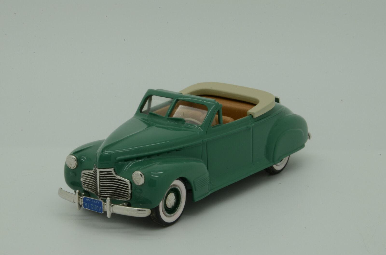 Selten chevrolet cabrio 1941 durham 1   43