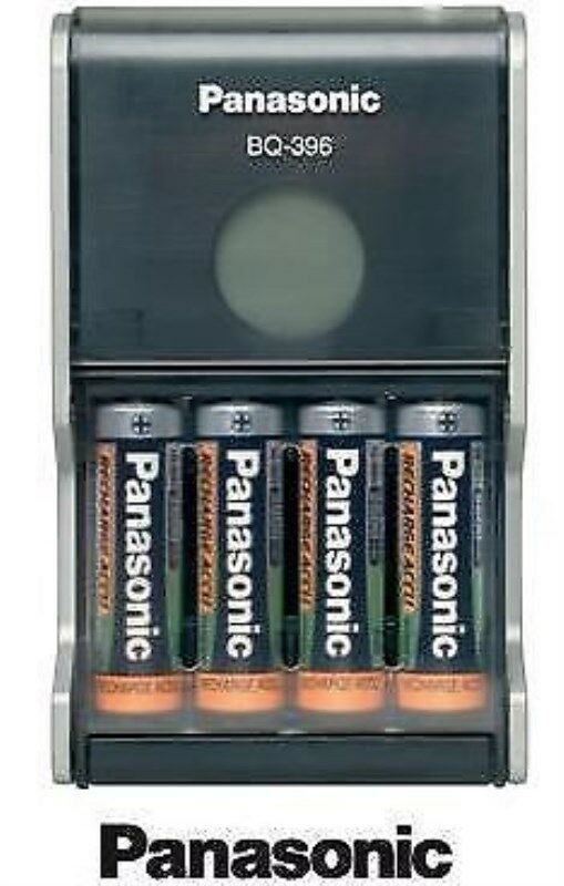 Panasonic chargers (for stylus + 1/2 stylus) nickel + cadmium da maison/