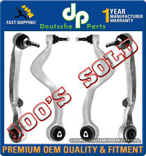 For BMW E65 E66 FRONT UPPER LOWER CONTROL ARM THRUST ARMS BALL JOINTS 750i 06-08