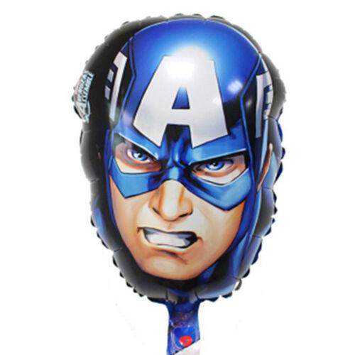 16 Inch Marvel Balloon Avengers Foil Balloon Superheroes Balloons Boys Birthday