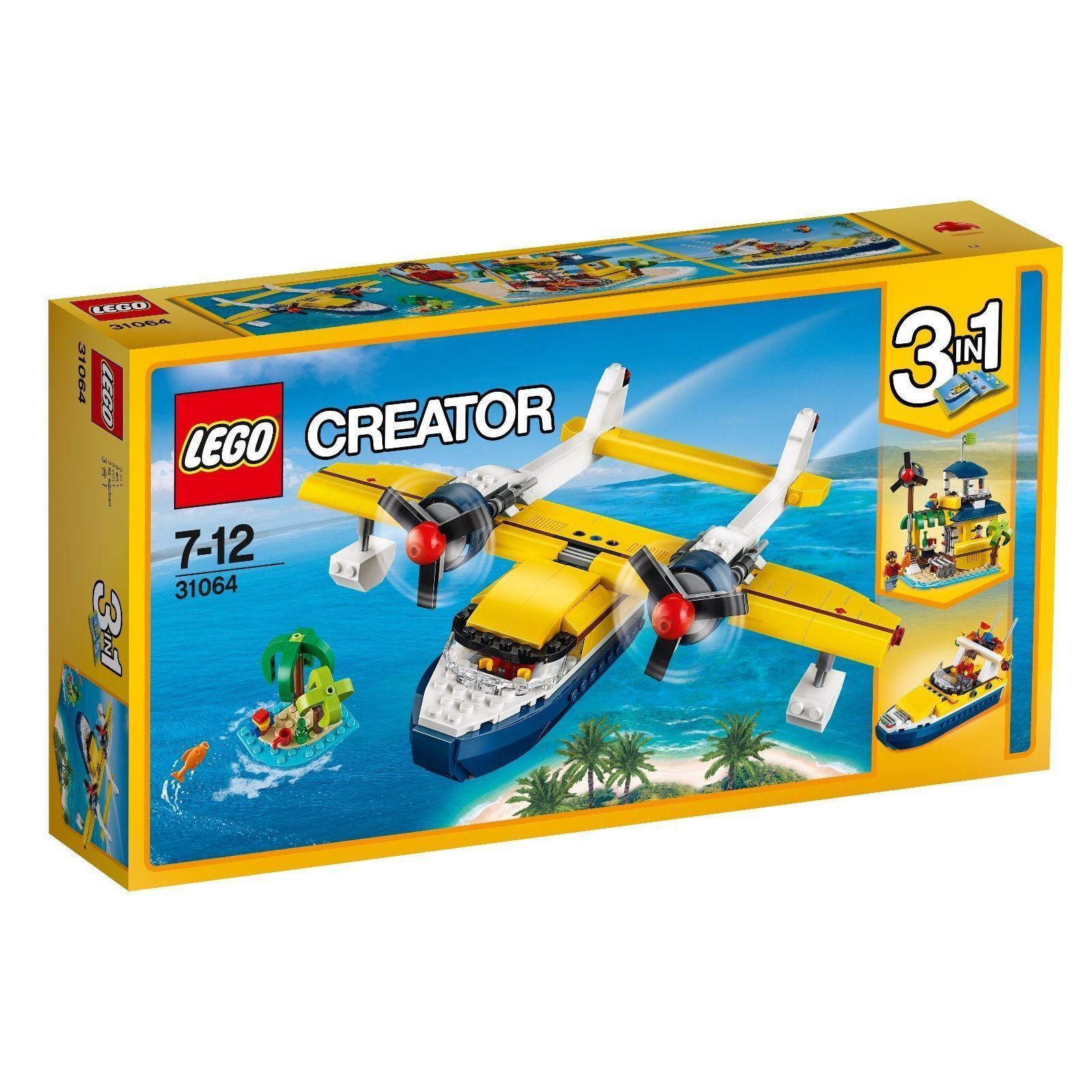 LEGO ® Creator 31064 acqua aereo-AVVENTURA NUOVO OVP _ Island Adventures NEW MISB
