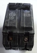 GE 240VAC CIRCUIT BREAKER PART NUMBER THQL2150  LOT OF 2