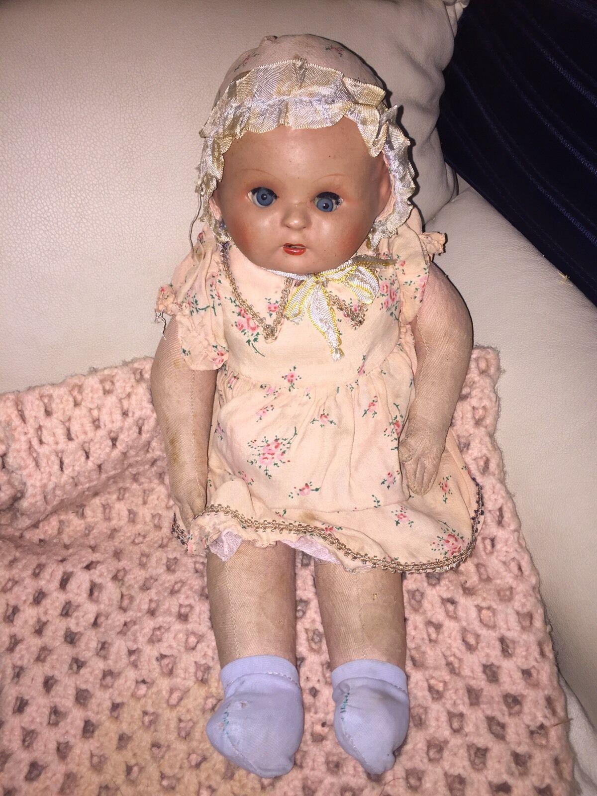 Bambola Antica Fine 800 Da Collezione