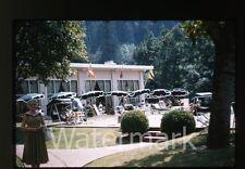 1958 35mm kodachrome photo slide  Washington & Canada Vacation trip #3
