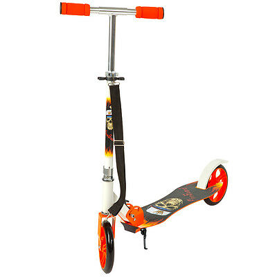 Patinete Monopatín Scooter Patinete para ciudad niños patinage 205mm NUEVO