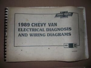 image is loading 1989-chevy-van-electrical-diagnosis-and-wiring-diagrams-