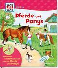 Was ist was Junior: Pferde und Ponys von Tatjana Marti und Christina Braun (2016, Gebundene Ausgabe)