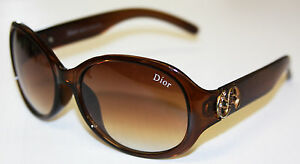 Christian-Dior-Oval-Sunglasses-Translucent-Brown-Amber-30457-57-20-126-C003