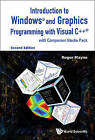 Introduction to Windows and Graphics Programming with Visual C++ (with Companion Media Pack) by Roger Mayne (Hardback, 2015)
