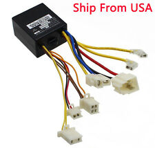 24v Control Module 4-wire Throttle Connector for The Razor E100/e125 on