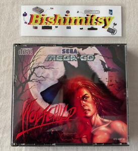 Wolfchild - Sega Mega CD Game Complete