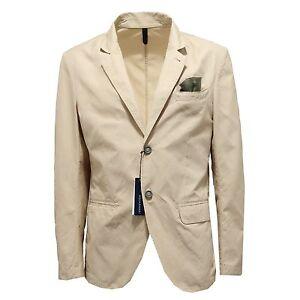 Details about 4162M giacca uomo AQUARAMA giacche men coats jackets
